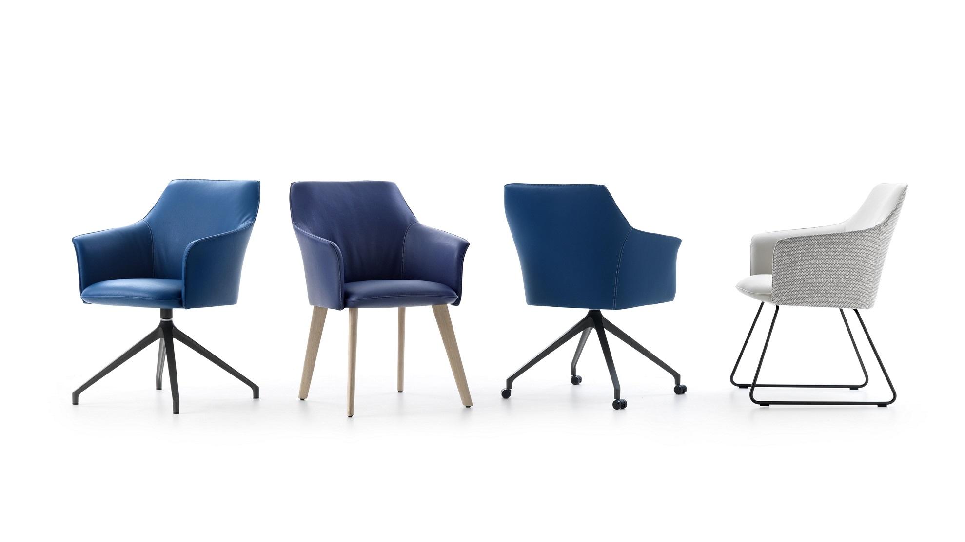Stühle Mara von Leolux