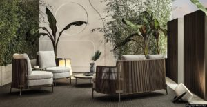 minotti lounge möbel