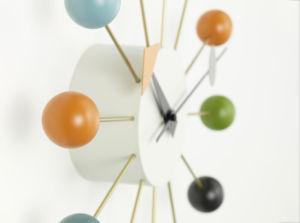 Ball clock von george nelson