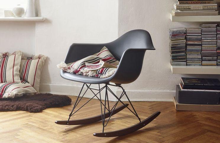 eames plastic armchair und eames house bird