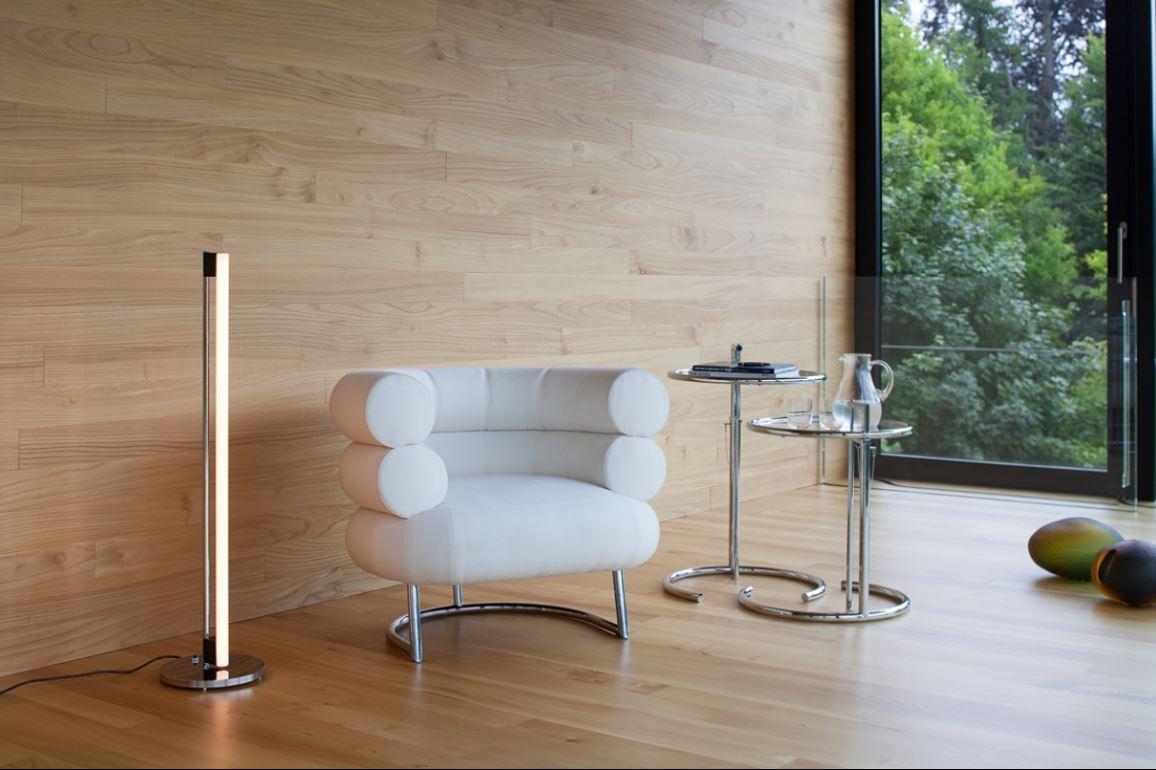 adjustable table und bibendum sessel