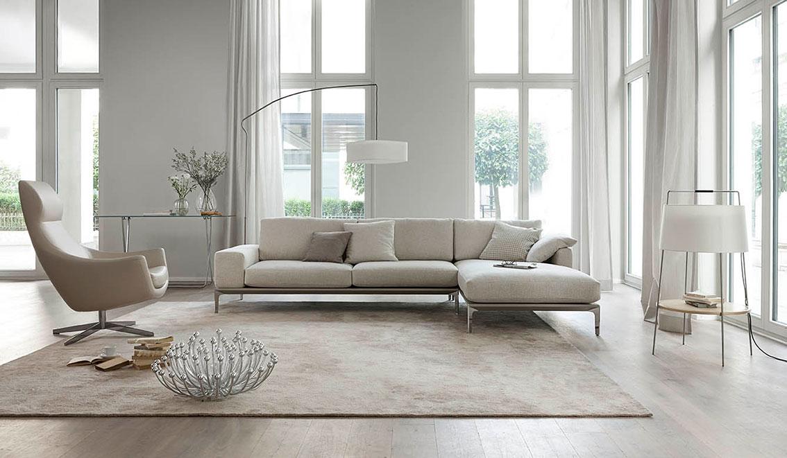 Bielefelder Werkstätten Sofa Spirit