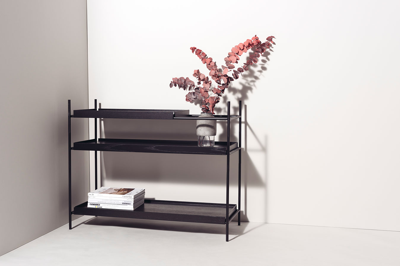 Tray-Shelf woud