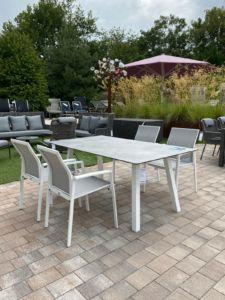 outdoormöbel ausstellungsstücke