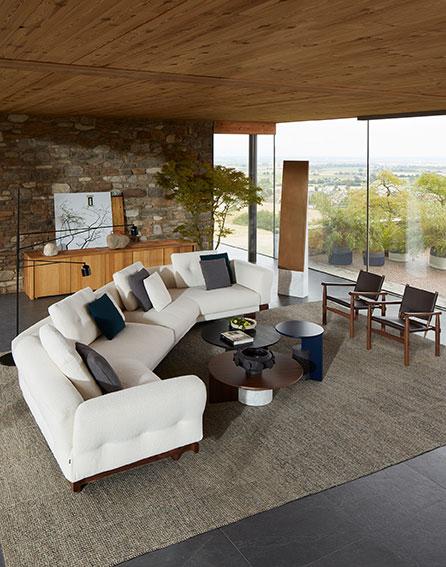 cassina sengu sofa