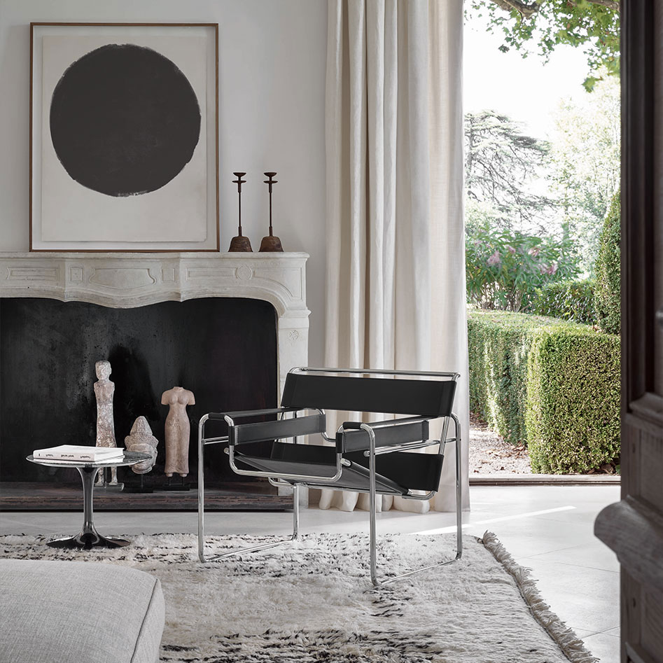 Wassily-Lounge-Chair-Knoll-Marcel-Breuer