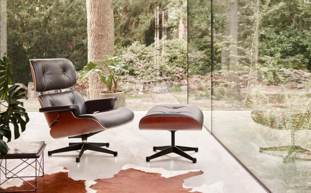 winteraktion lounge chair