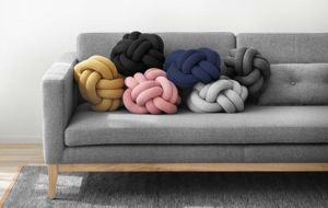 Knot-cushion-Designhouse-Stockholm
