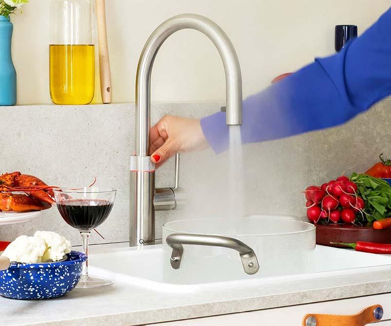 Quooker-Wasserhahn-kochend