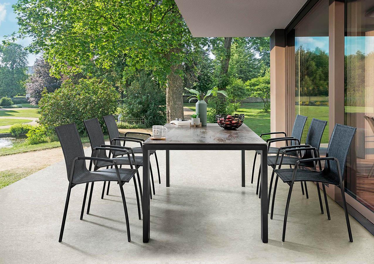 Olympia-Gartentisch-Sit