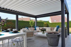 überdachte terrasse brustor