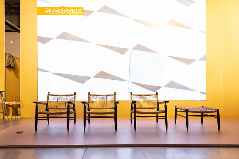 Courtesy Salone del Mobile.Milano - Diego Ravier Flexform