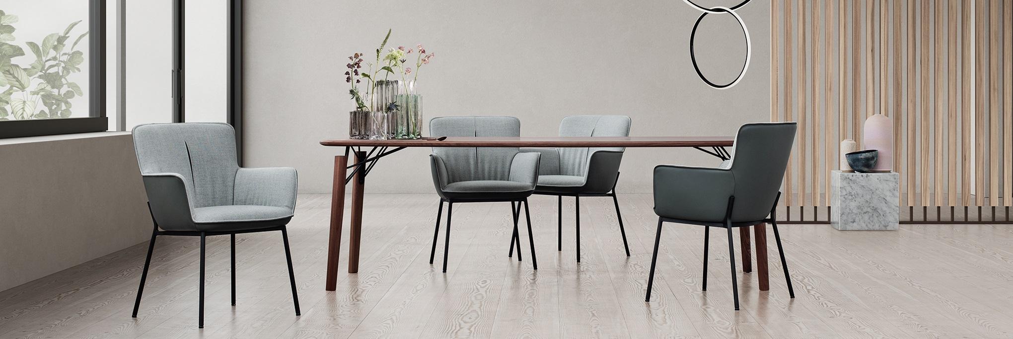 Rolf Benz Stühle 655